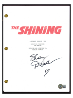 """Shelley Duvall Signed """"The Shining"""" Movie Script (Beckett COA) at PristineAuction.com"""