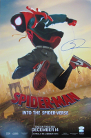 """Shameik Moore Signed """"Spider-Man: Into the Spider-Verse"""" 16x24 Movie Poster (JSA COA) at PristineAuction.com"""