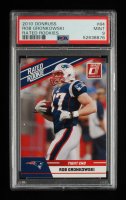 Rob Gronkowski 2010 Donruss Rated Rookies #84 (PSA 9) at PristineAuction.com
