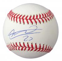 Vladimir Guerrero Jr. Signed OML Baseball (JSA COA) at PristineAuction.com