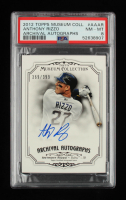 Anthony Rizzo 2012 Topps Museum Collection Archival Autographs #AR #369/399 (PSA 8) at PristineAuction.com