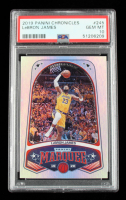 LeBron James 2019-20 Panini Chronicles #245 Marquee (PSA 10) at PristineAuction.com