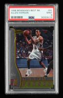 Allen Iverson 1996-97 Bowman's Best #R1 RC (PSA 9) at PristineAuction.com