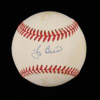 Yogi Berra Signed OAL Baseball (JSA COA) (See Description) at PristineAuction.com