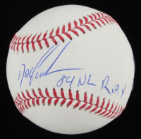 """Dwight """"Doc"""" Gooden Signed OML Baseball Inscribed """"84 NL ROY"""" (PSA COA) at PristineAuction.com"""
