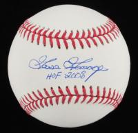 "Goose Gossage Signed OML Baseball Inscribed ""HOF 2008"" (Beckett COA) at PristineAuction.com"