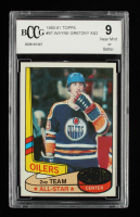 Wayne Gretzky 1980-81 Topps #87 (BCCG 9) at PristineAuction.com
