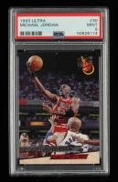 Michael Jordan 1993-94 Ultra #30 (PSA 9) at PristineAuction.com