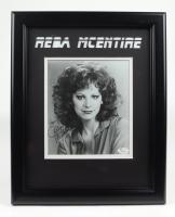 "Reba McEntire Signed 13.5x16.5 Custom Framed Photo Display Inscribed ""Love"" (JSA COA) at PristineAuction.com"