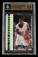 LeBron James 2003-04 UD Top Prospects #60 (BGS 9.5) at PristineAuction.com