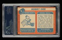 Bobby Orr 1968-69 Topps #2 (PSA 4) at PristineAuction.com