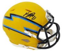 OKAUTHENTICS Football Mini Helmet Mystery Box Series XIII at PristineAuction.com
