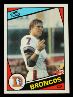 John Elway 1984 Topps #63 RC at PristineAuction.com