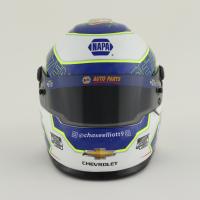 Chase Elliott NASCAR NAPA 2020 Cup Series Champion Mini Helmet at PristineAuction.com