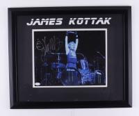 James Kottak Signed 18x22 Custom Framed Photo Display (JSA COA) at PristineAuction.com