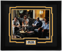 """Mike Tyson Signed """"The Hangover"""" 18x22 Custom Framed Photo (Tyson Hologram) at PristineAuction.com"""