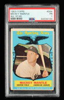 Mickey Mantle 1959 Topps All-Star #564 (PSA 1) at PristineAuction.com