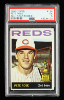 Pete Rose 1964 Topps #125 (PSA 5) at PristineAuction.com