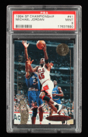 Michael Jordan 1994-95 SP Championship #41 (PSA 9) at PristineAuction.com
