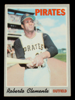 Roberto Clemente 1970 Topps #350 at PristineAuction.com