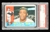 Willie Mays 1960 Topps #200 (PSA 4) at PristineAuction.com