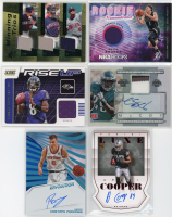 Sports Memorabilia Boxes All Sports Relic and Auto Mystery Box Series 10 at PristineAuction.com