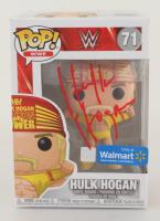 "Hulk Hogan Signed ""WWE"" Hulk Hogan #71 Funko Pop! Vinyl Figure  (JSA COA) at PristineAuction.com"