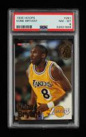 Kobe Bryant 1996-97 Hoops #281 RC (PSA 8) at PristineAuction.com
