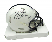 """Sean Clifford Signed Penn State Nittany Lions Speed Mini Helmet Inscribed """"We Are!"""" (JSA COA) at PristineAuction.com"""