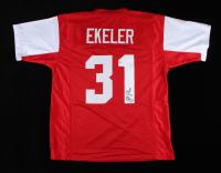 Austin Ekeler Signed Jersey (Beckett Hologram) at PristineAuction.com
