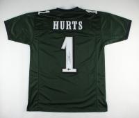 Jalen Hurts Signed Jersey (Beckett Hologram) at PristineAuction.com