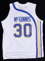George McGinnis Signed Jersey (PSA COA) at PristineAuction.com