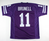 """Mark Brunell Signed Jersey Inscribed """"1991 Rose Bowl MVP"""" (Beckett COA) at PristineAuction.com"""