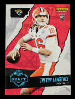 Trevor Lawrence 2021 Panini Instant Draft Night #1 RC at PristineAuction.com