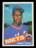 Dwight Gooden 1985 Topps #620 RC at PristineAuction.com