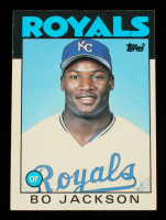 Bo Jackson 1986 Topps Traded #50T RC at PristineAuction.com
