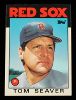 Tom Seaver 1986 Topps Traded #101T at PristineAuction.com