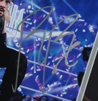 Roman Reigns Signed WWE 18x22 Custom Framed Photo (JSA COA) at PristineAuction.com