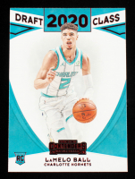 LaMelo Ball2020-21 Panini Contenders '20 Draft Class Contenders Red #25 at PristineAuction.com