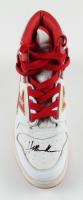Hakeem Olajuwon Signed Etonic Basketball Shoe (JSA COA) at PristineAuction.com