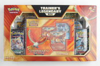 Pokemon Trading Card Game HO-OH Trainer's Legendary Box with (60) Cards (See Description) at PristineAuction.com