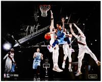 Ja Morant Signed Grizzlies LE 16x20 Photo (Panini COA) at PristineAuction.com