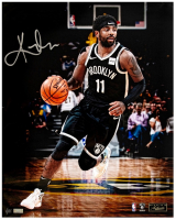 Kyrie Irving Signed LE Nets 16x20 Photo (Panini COA) at PristineAuction.com