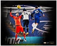 Christian Pulisic Signed LE Chelsea F.C. 16x20 Photo (Panini COA) at PristineAuction.com