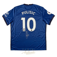 Christian Pulisic Signed Chelsea F.C. Jersey (Panini COA) at PristineAuction.com