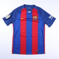 "Ronaldinho Signed FC Barcelona Jersey Inscribed ""R10"" (Beckett Hologram) (See Description) at PristineAuction.com"