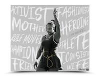 Serena Williams Signed LE 20x24 Photo (UDA COA) at PristineAuction.com