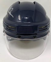 Matty Beniers Signed Kraken Mini Helmet (Fanatics Hologram) at PristineAuction.com