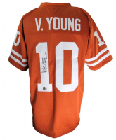 """Vince Young Signed Jersey Inscribed """"2005 Nat'L Champs"""" (Beckett Hologram) at PristineAuction.com"""