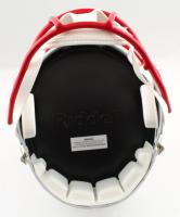 Jarrett Stidham Signed Patriots Full-Size Matte White Speed Helmet (PSA COA) at PristineAuction.com